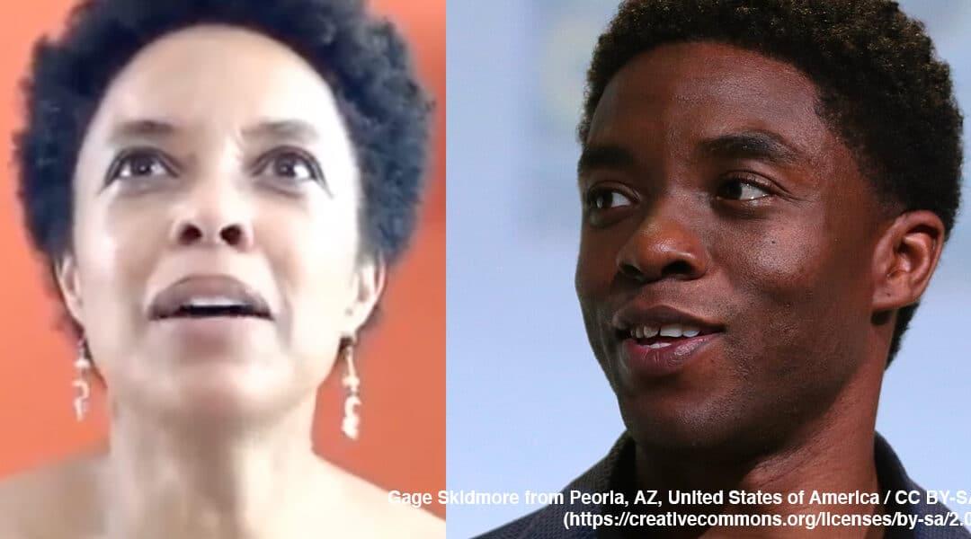 [VIDEO] Chadwick Boseman's TRUE character!